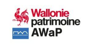 Logo de l'Agence wallonne du Patrimoine